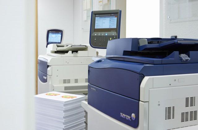 Digitaldruck auf XEROX-Drucktechnik